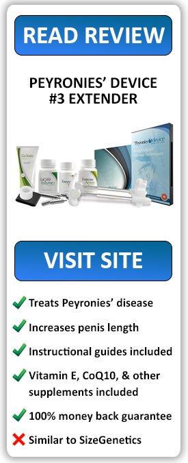 Peyronie's Device CTA