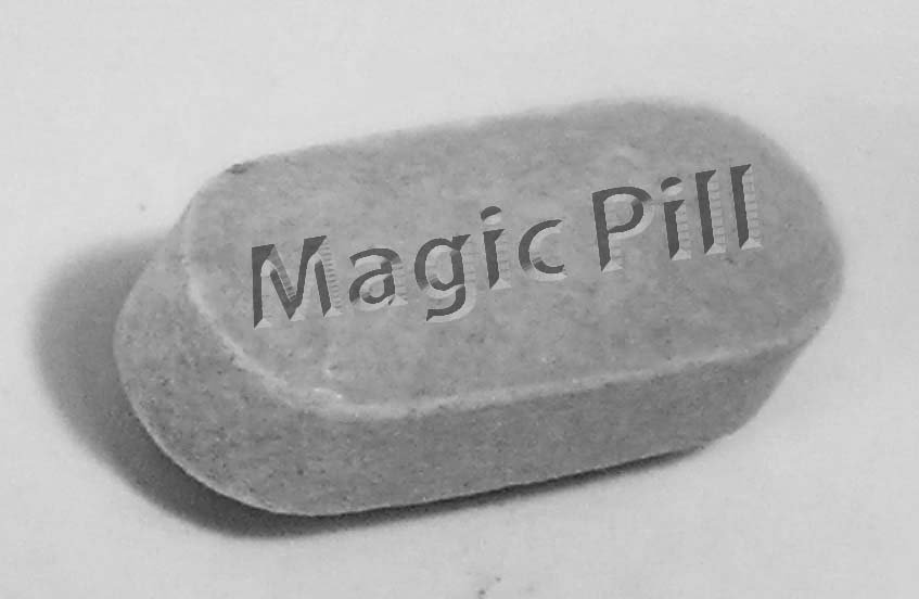 Magic Pills Are Making You Sick